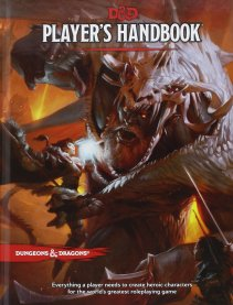 Dungeons & Dragons Fifth Edition Players Handbook