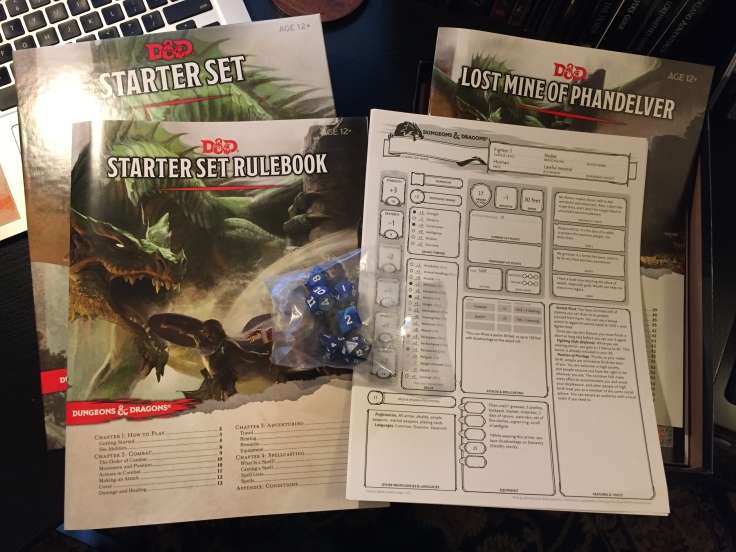 What do I Need to Get Started Playing Dungeons and Dragons