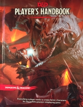 The Dungeons and Dragons Fifth Edition Player's Handbook