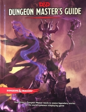 The Dungeons and Dragons Fifth Edition DMs Guide