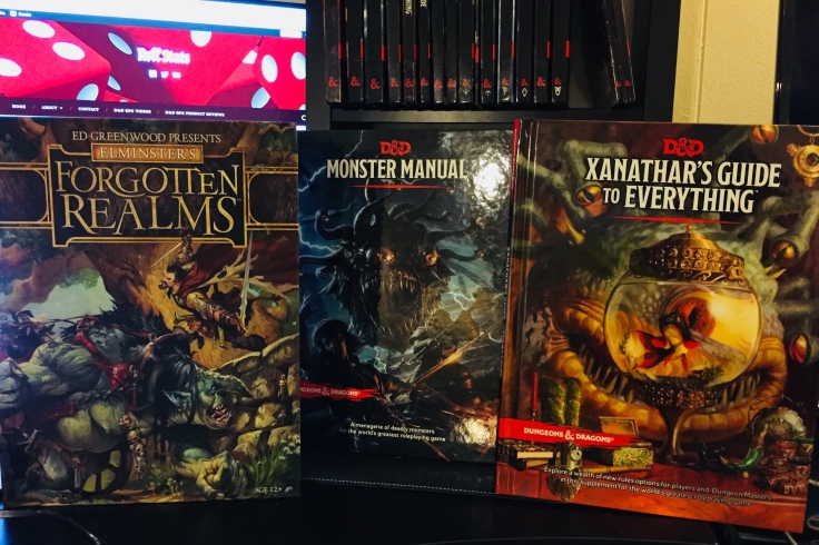I'm Giving One Lucky Subscriber Their Choice of These 3 D&D Books!
